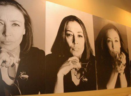 Oriana Fallaci, le origini romagnole della giornalista