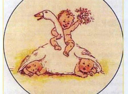 Storia di Augusta, nata nobile e diventata illustratrice