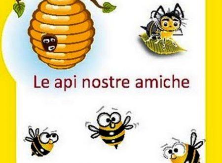 Le api, nostre benefattrici