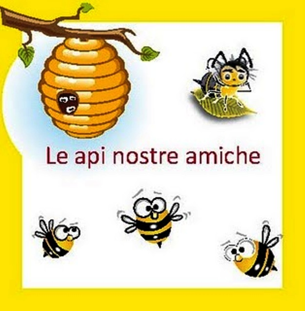 Le api nostre amiche