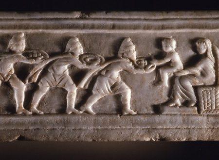 Il segno dei Magi nei tesori della città bizantina
