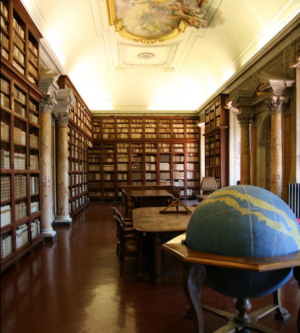 biblioteca accademia dei lincei