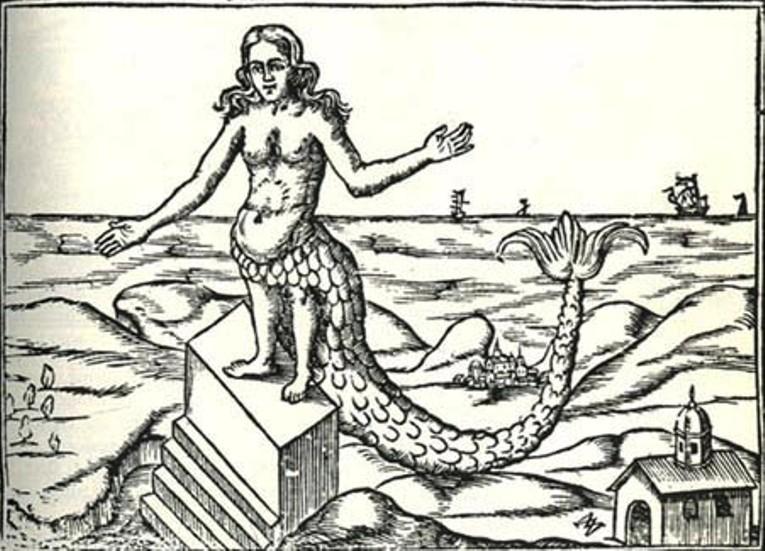 Atargatis Syrian Goddess
