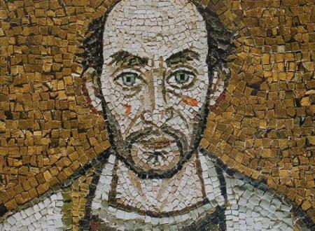 San Massimiano. il vescovo di Giustiniano