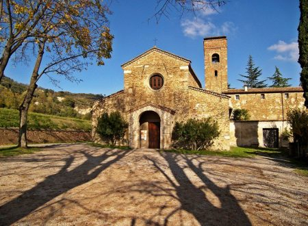Pieve di Tho, la chiesa sull'ottavo miglio