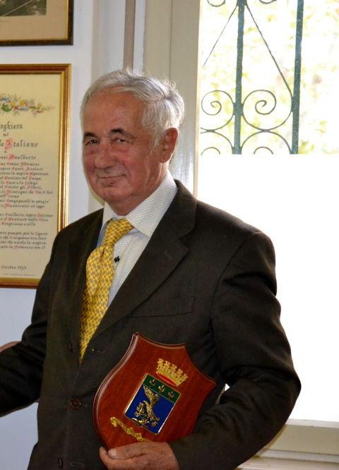 Medardo Resta amanuense
