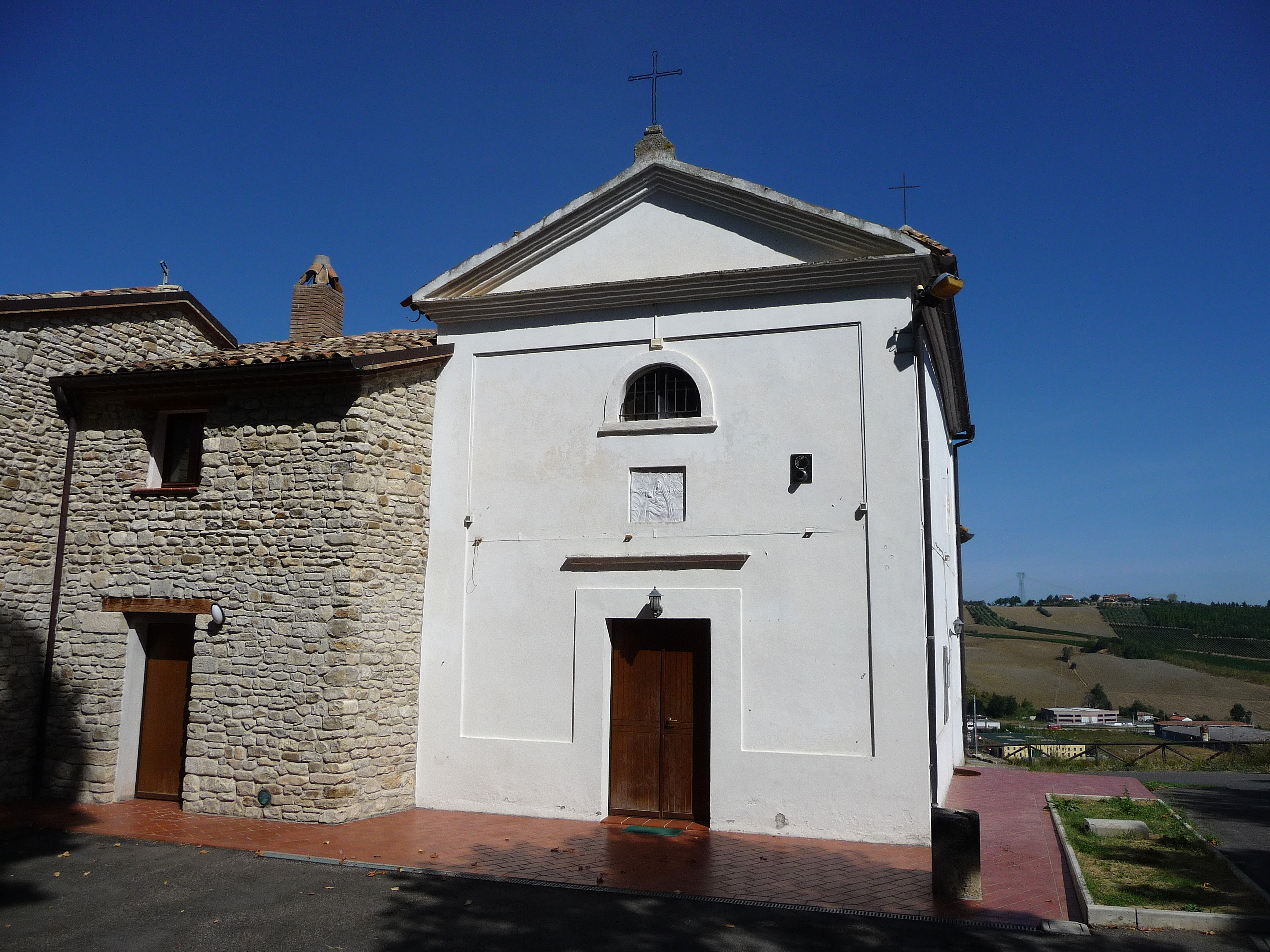 santuario carbognano