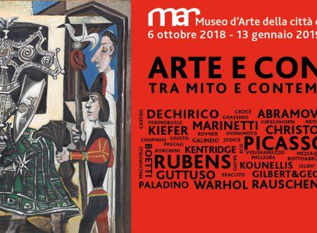 War is Over? Arte e conflitti tra mito e contemporaneità: la mostra presso il MAR di Ravenna