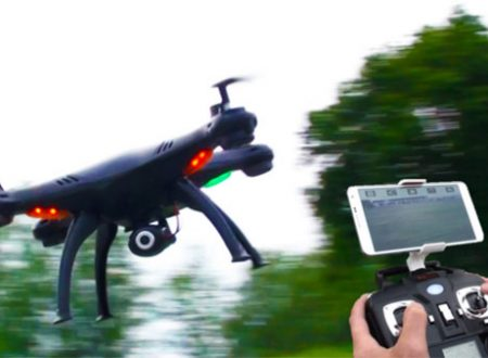 Per i cittadini comuni, non sarebbe auspicabile, una patente e una licenza di porto d'armi per i droni?